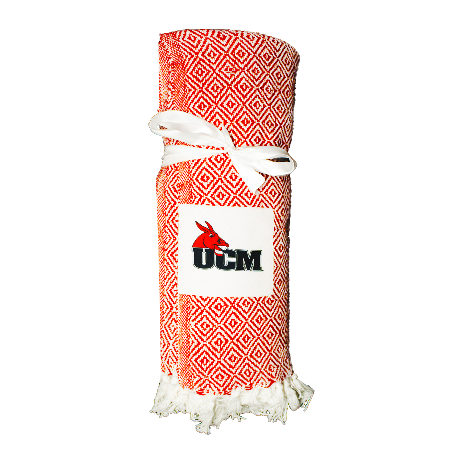 Cover Image For UCM BLANKET - WOVEN THROW