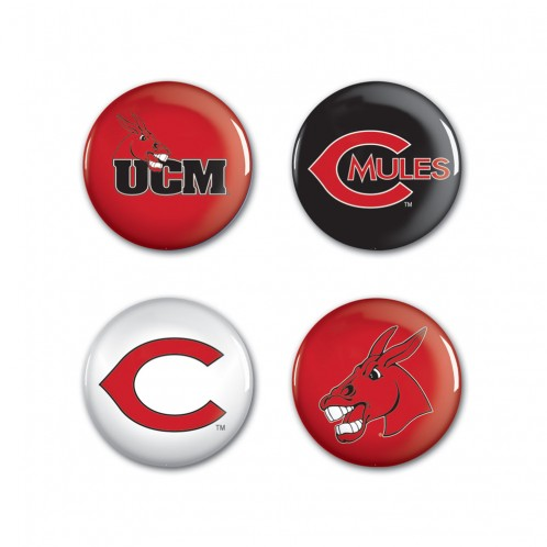 Image For BUTTONS - 4 PACK