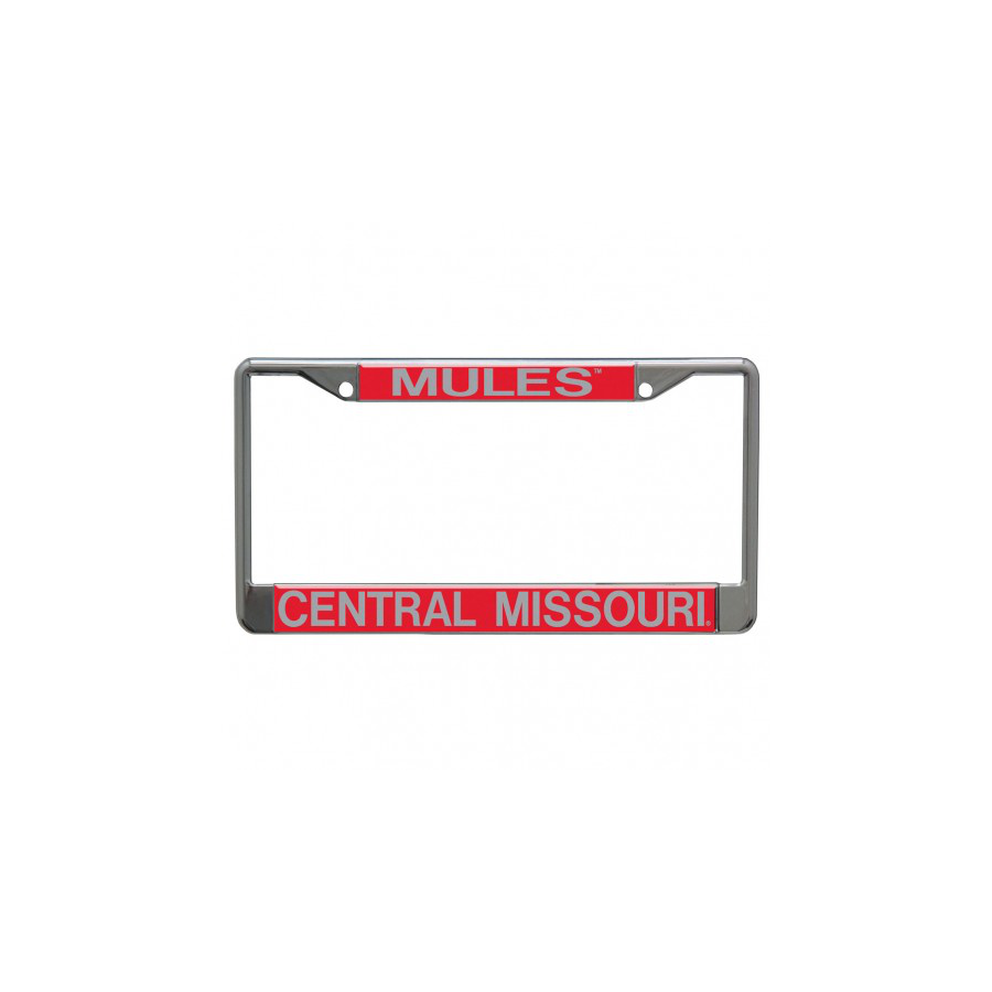 Image For MULES LICENSE FRAME