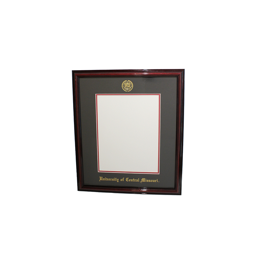 Cover Image For Diploma Frame- Cherrywood